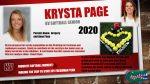 Senior Softball-Krysta Page