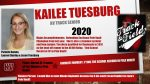 Senior Track-Kailee Tuesburg