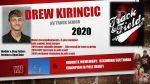 Senior Track-Drew Kirincic