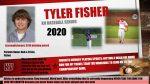 Senior Baseball- Tyler Fisher!