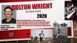 Senior Track- Colton Wright