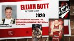 Senior Track- Elijah Gott!