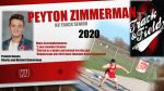Senior Track- Peyton Zimmerman