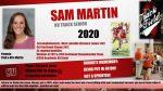 Track Senior- Sam Martin!