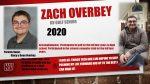 Senior Golf- Zach Overbey