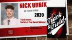 Senior Track- Nick Urnik