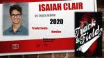 Boy's Track- Isaiah Clair
