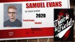Boy's Track- Samuel Evans