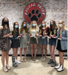 Girls Basketball Winter Awards