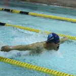 Swim Team Defeats Hoban
