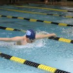 Swim Team Defeats Padua and West Geagua