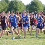Cross Country Finishes in 11th