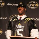 Baker Selected as Army All-American