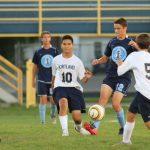 Soccer Falls to Kirtland, 4-2