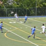 Soccer defeats Brooklyn, 3-0