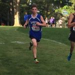 Cross Country Ends Season at Districts