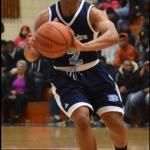 Varsity Basketball Defeats CCC, 64-43