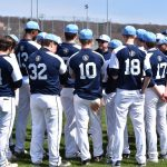 Baseball Defeats Euclid; Falls to Eastlake North