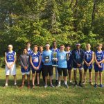 Cross Country Takes 1st at McDonough Invitational