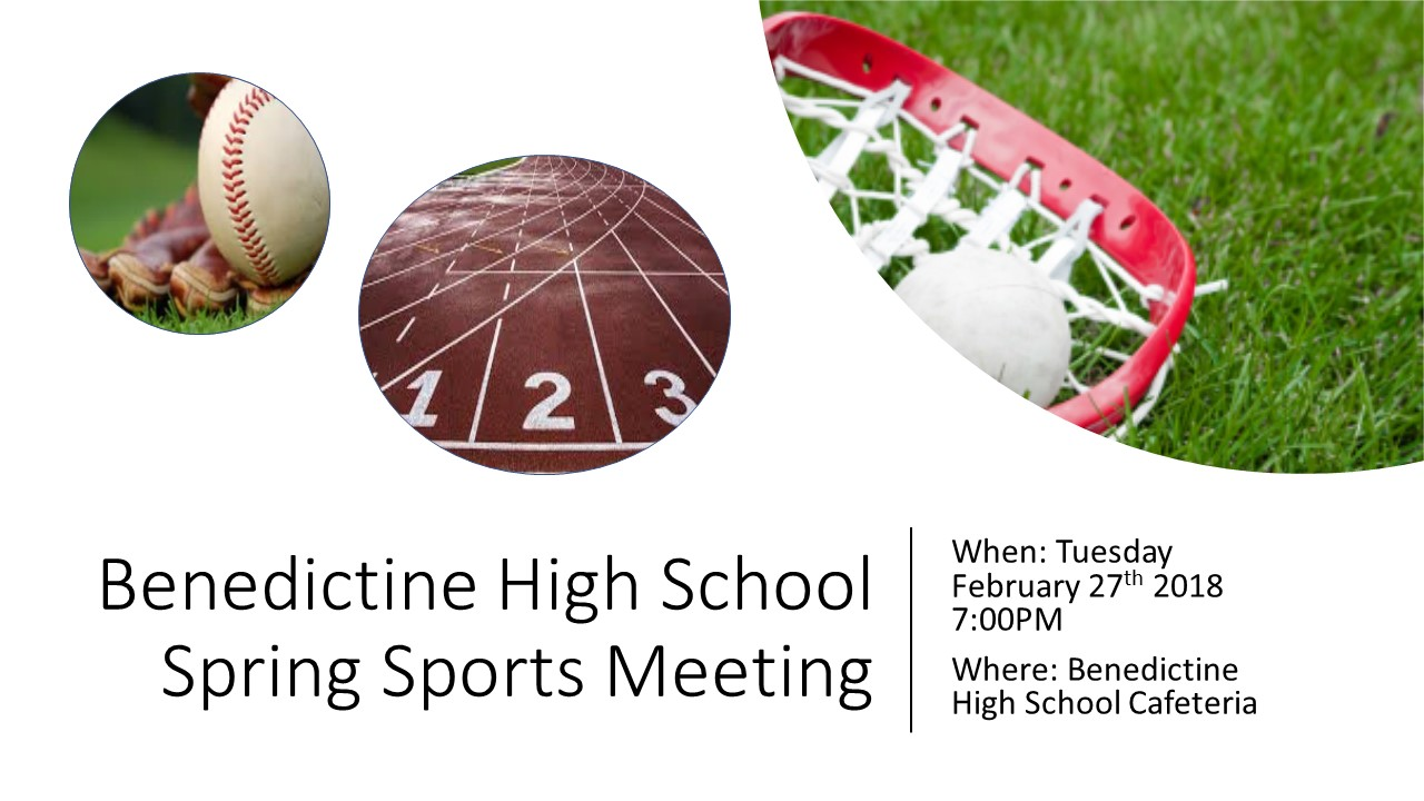 2018 Spring Sports Meeting