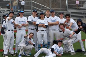 Varsity Baseball Vs. Bay 2018