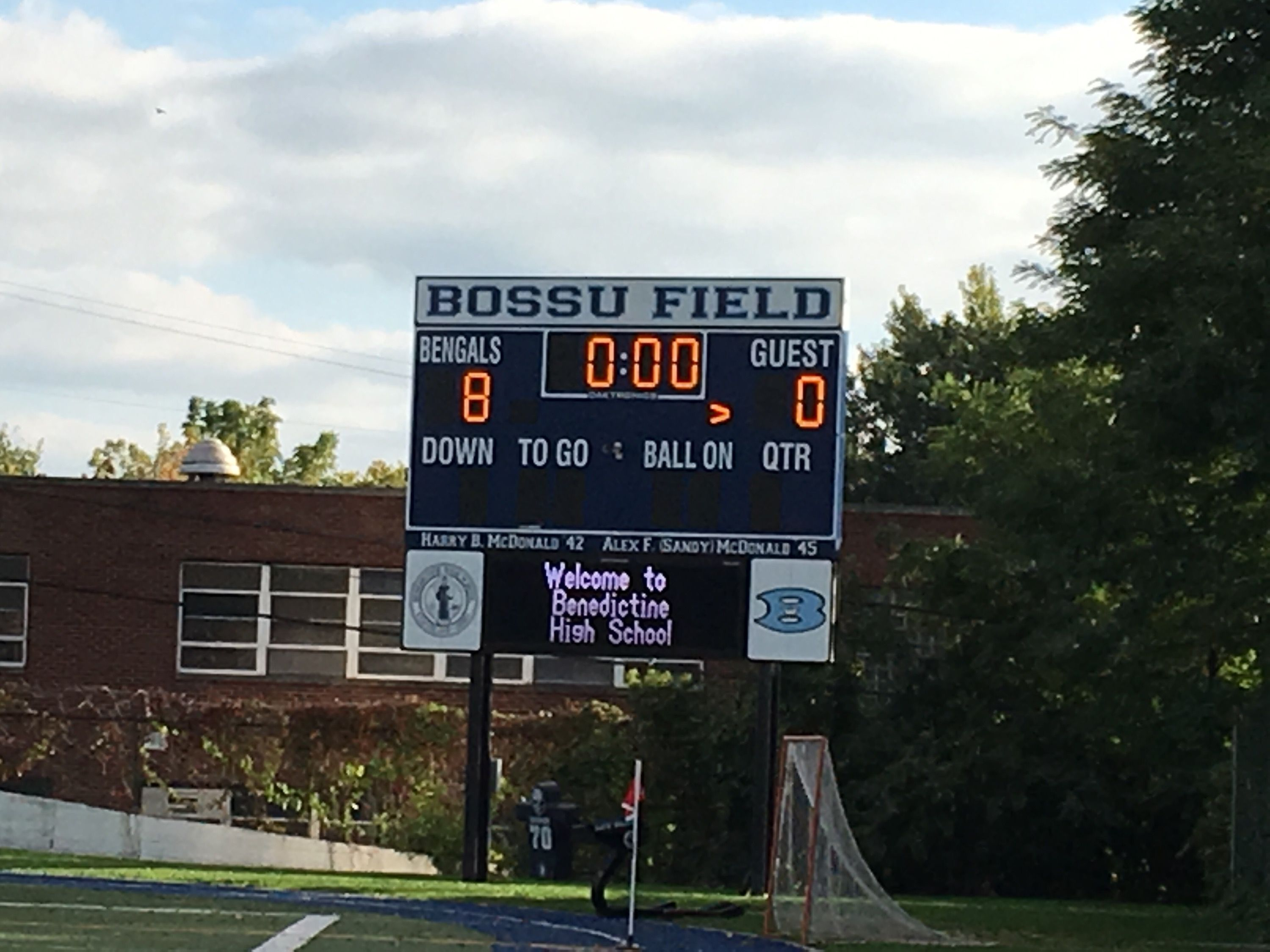 Varsity Soccer Finish Regular with a 12-4 record with a 8-0 Victory Over Garfield Hts!