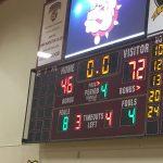 Varsity Basketball starts the season, 5-0!