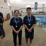 Luke Faulisi and Charles Malberti Finish First and Third at NCL Diving Championships!