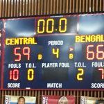 Basketball wins on the road at CCC!