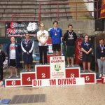 Division II State Diving Championship: Luke Faulisi Finishes Fifth!