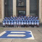 Varsity Football Opens up at Ursuline.