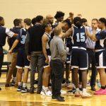 Varsity Basketball Wins the Marsh Roundball Classic.