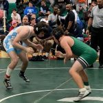 Wrestling at Columbia Tournament