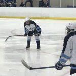 Hockey Plays Holy Name Friday Night and Walsh Saturday Night