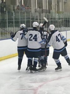 Hockey vs. Kenston Game 2
