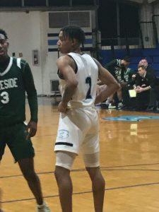 Basketball vs. Lakeside