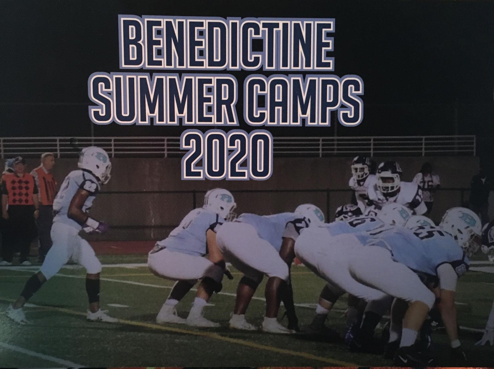 Benedictine Summer Camp 2020