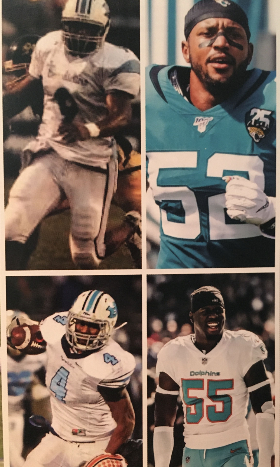 Football Camps Hosted by Benedictine Alumni Currently in the NFL!