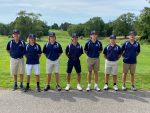 Golf Team Defeats Cleveland Hts