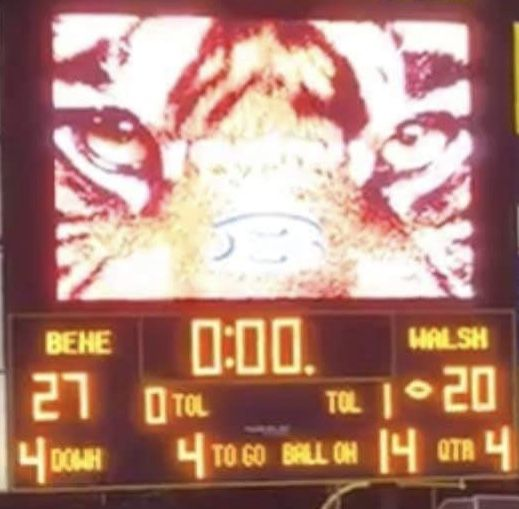 Bengals Defeat Walsh in OT 27 to 20 to Advance