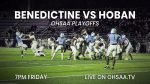 Benedictine vs. Hoban: The Rematch!