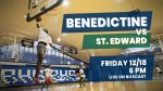 Benedictine Bengals host the St. Edward Eagles Live on Boxcast