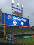 Baseball at Progressive Field
