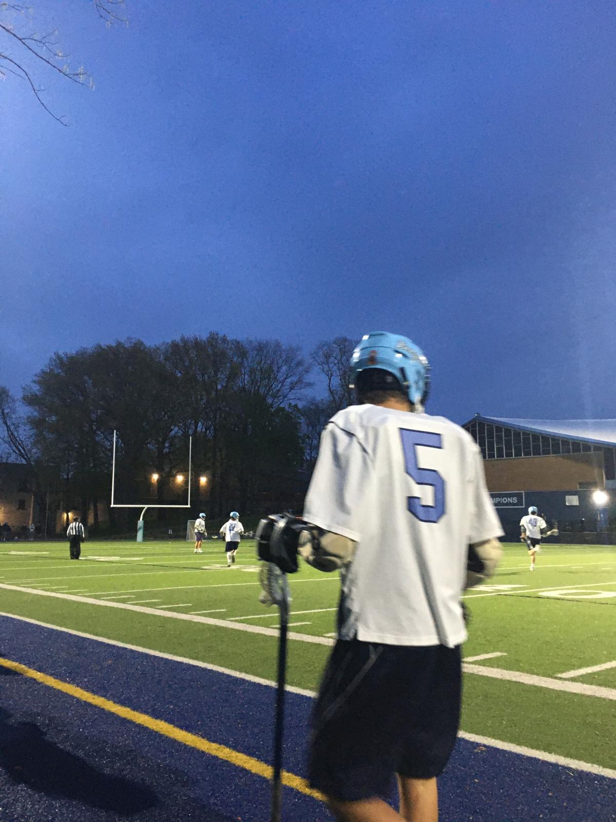 Lacrosse vs. Keystone
