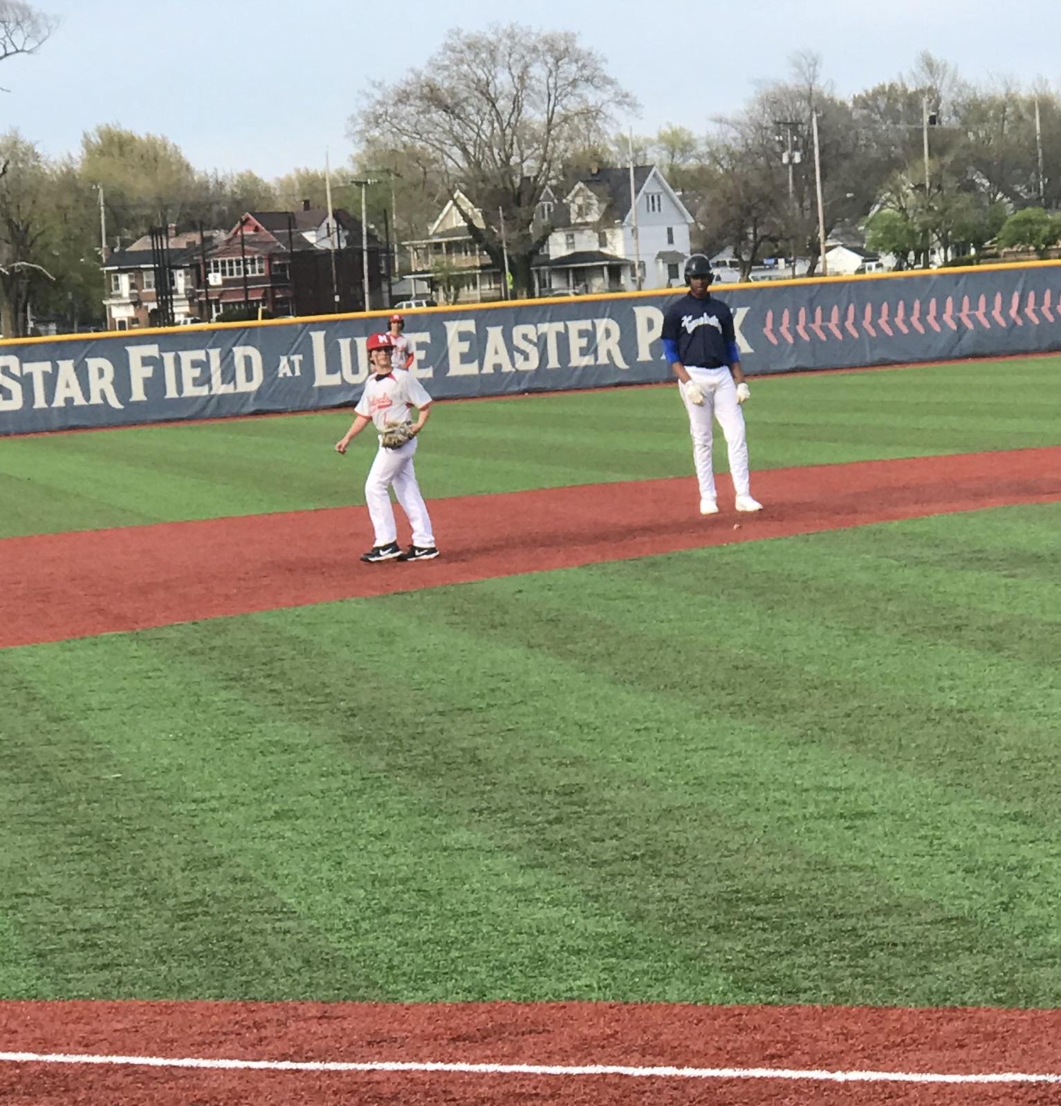 JV Baseball vs. Mentor