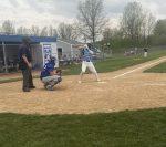 Varsity Baseball Defeats Midview, 7 to 4
