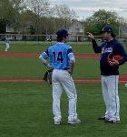 Varsity Baseball Defeats Lake Catholic, 6 to 3