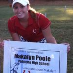 Congratulations Makalyn Poole