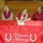 Baylee Browning Signs with Erskine