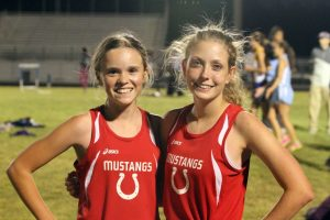Mustang Track